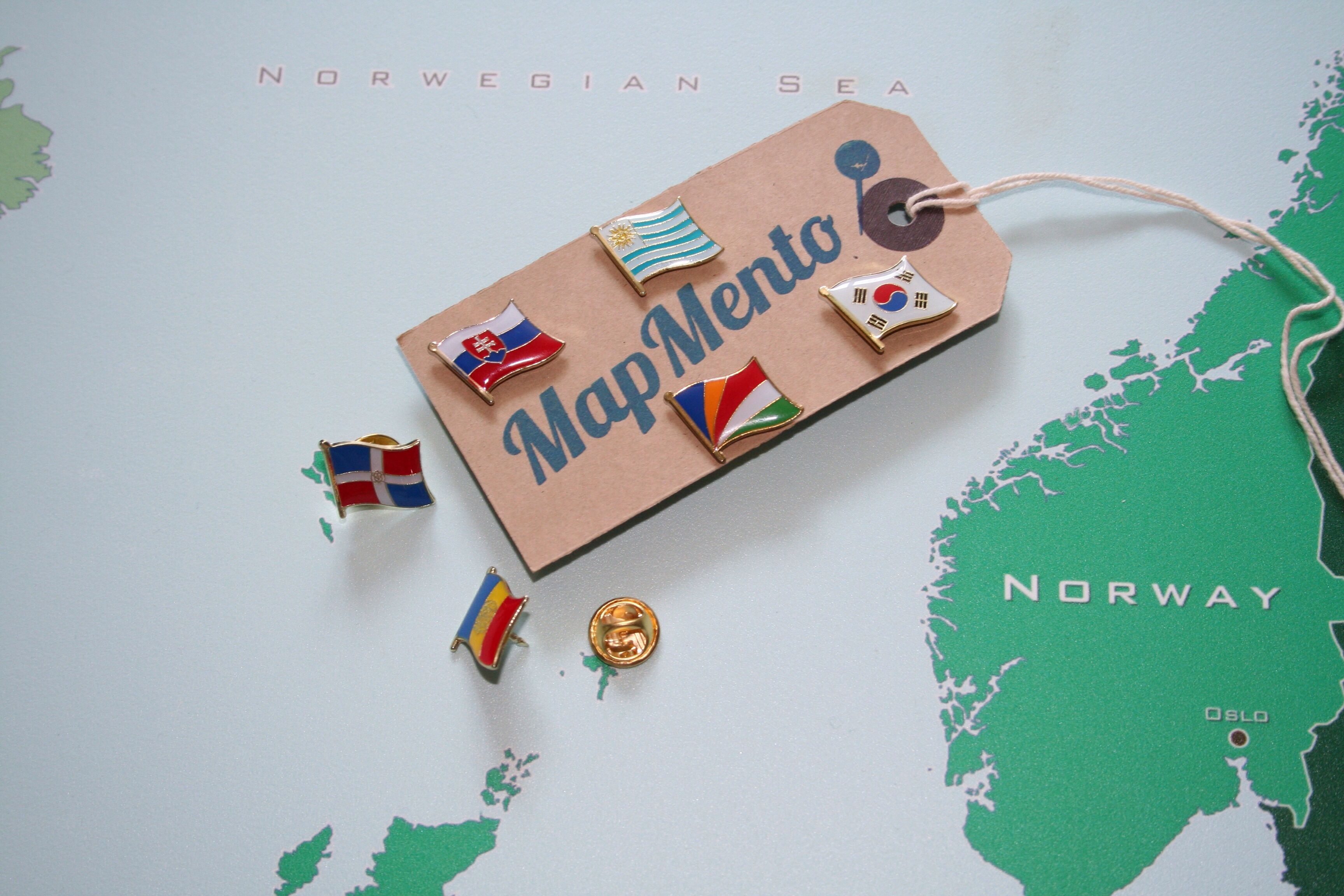 Classic world map measuring 60x30 and split over three boards classic europe map detail with flag pins measuring with 5 flag pins of your choice included additional pins available selection of frames also available gumiabroncs Images