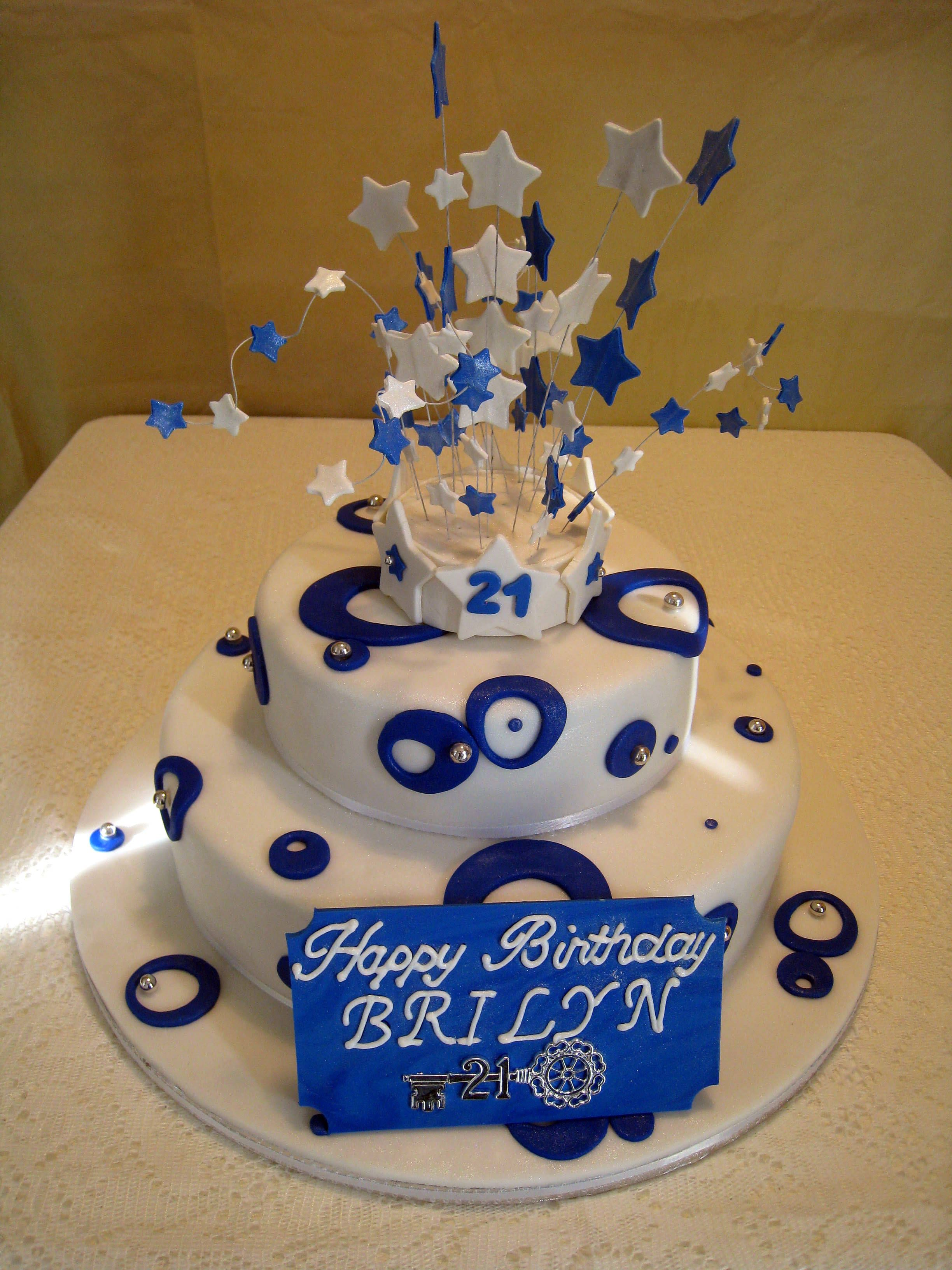 birthday cakes for teenage Boys Sponge Bob Birthday Cake