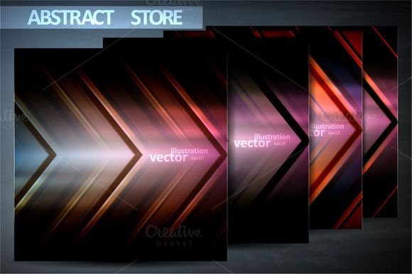 Metal pattern vector backgrounds @creativework247
