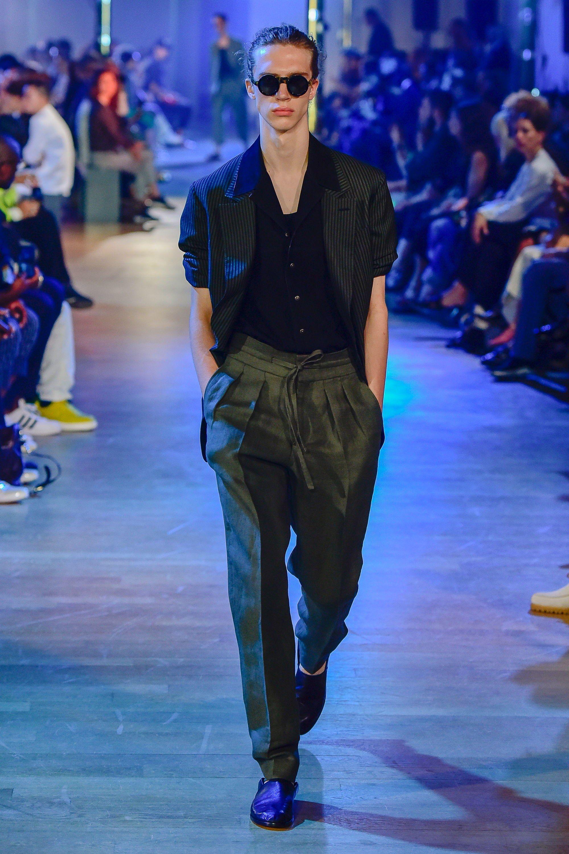 Cerruti 1881 Spring 2019 Menswear Fashion Show Alexander