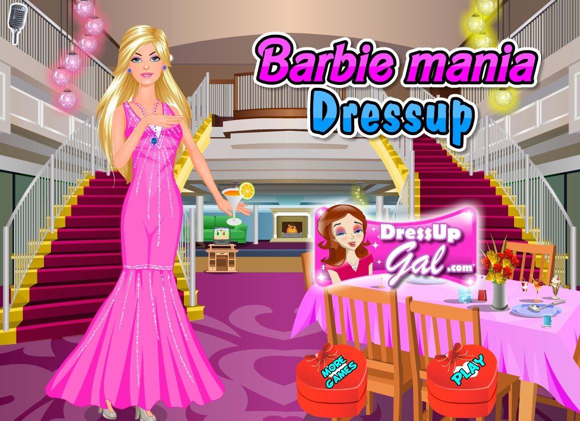Juegos De Barbie Vestir Y Maquillar Peinar Pintar Uñas Y12 di 12