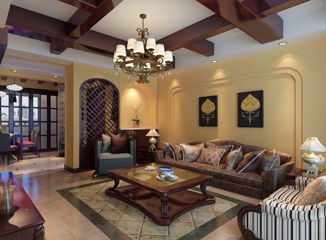 Best Classic American Interior Design Interiores Interiores 400 x 300