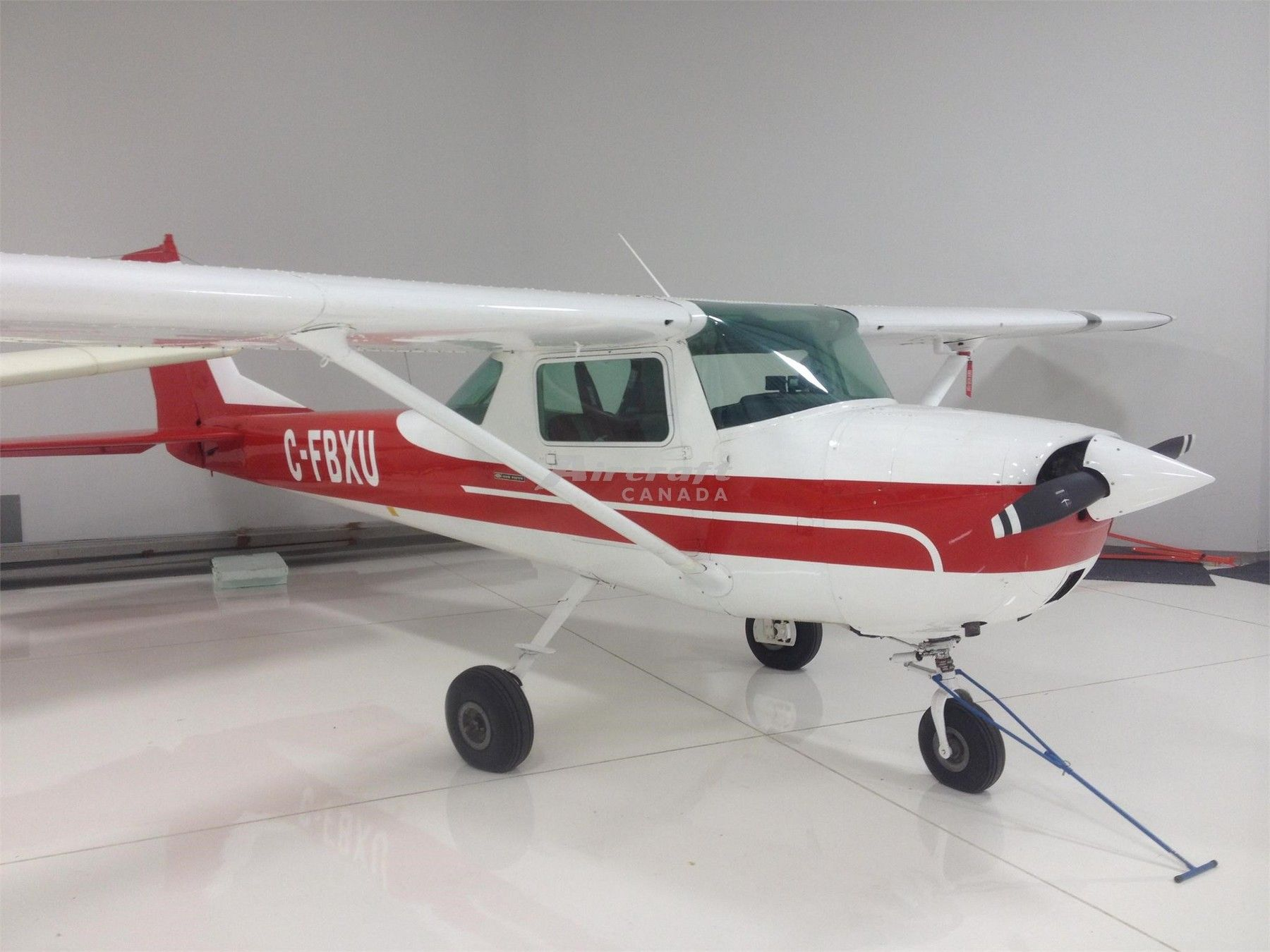 1967 Cessna 150 for sale in Calgary, AB Canada => http