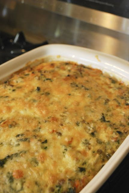 Candida and Food: Candida Friendly Breakfast Casserole Recipe