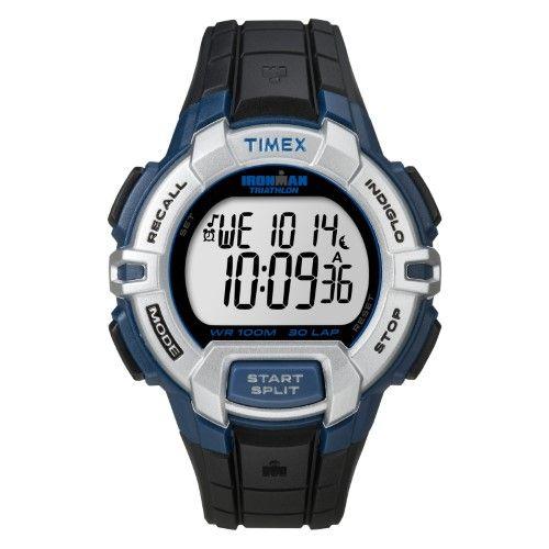 65b3f45b4 Timex Mens Ironman 30-Lap Rugged Sports Watch, Black | Products ...