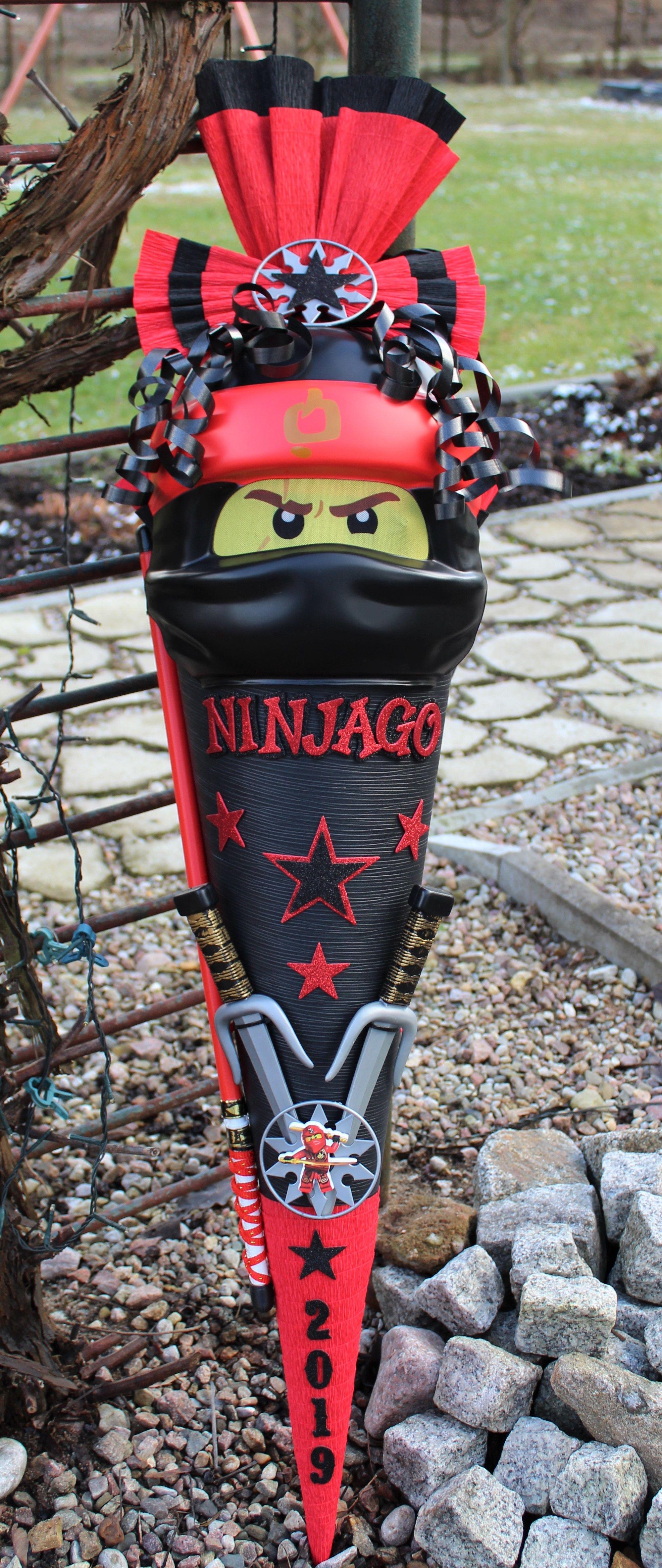 Schultüte Ninja