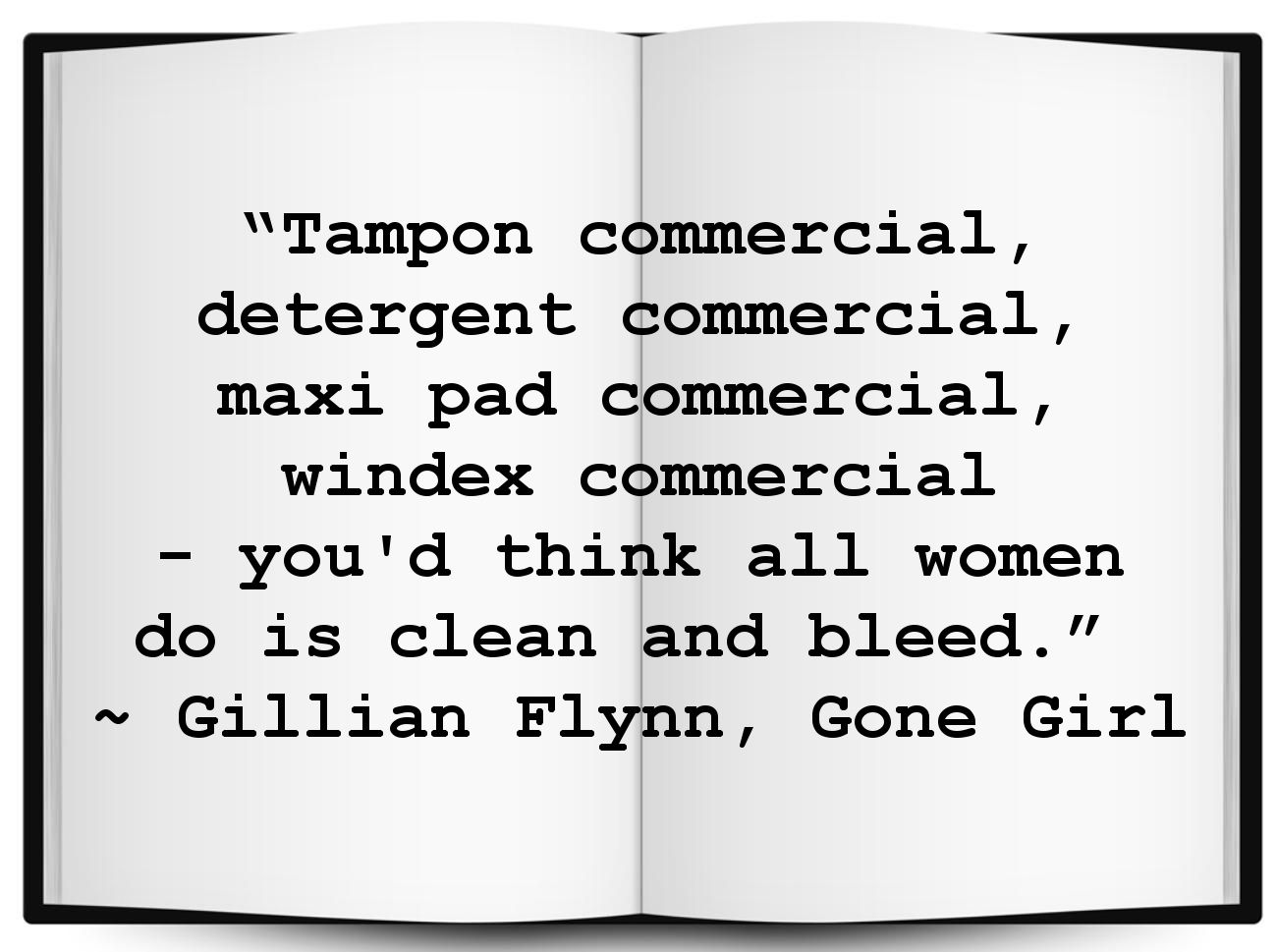 Commercial Quotes Tampon Commercial Detergent Commercial Maxi Pad Commercial