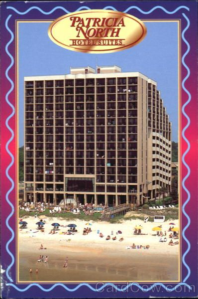 Patricia North Hotel Suites 6804 North Ocean Boulevard Myrtle Beach