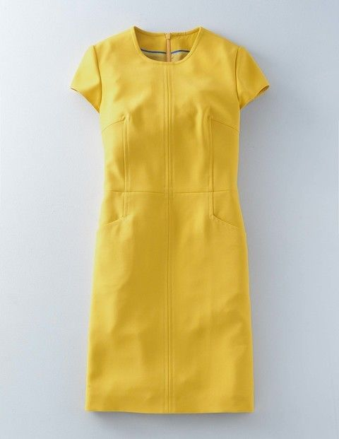 5e83792eab6 Cari Stitch Workwear Dress - this dress makes me wish spring was here...  I m ready to say goodbye to black and hello to color