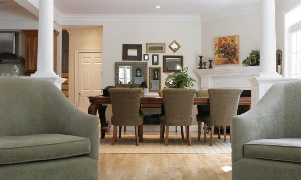 Roman-style-interior-dining-room Rome design interior Pinterest