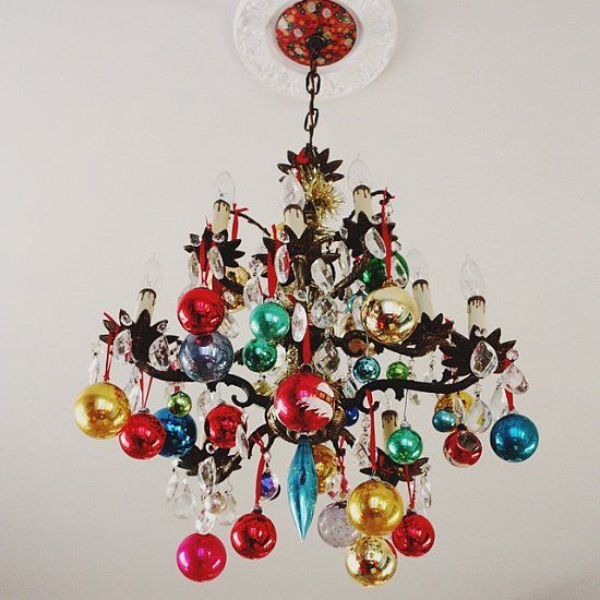 6 Ways To Put Extra Ornaments To Good Use Christmas