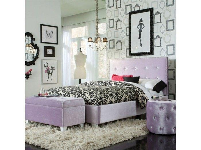 Schlafzimmer Gestalten Einrichtungsbeispiele Wohnideen Deko Ideen Glanz