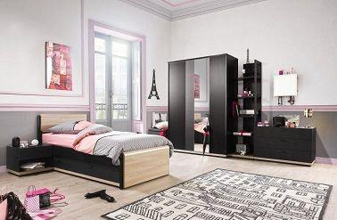 id e d co chambre ado fille 17 ans recherche google room pinterest room. Black Bedroom Furniture Sets. Home Design Ideas