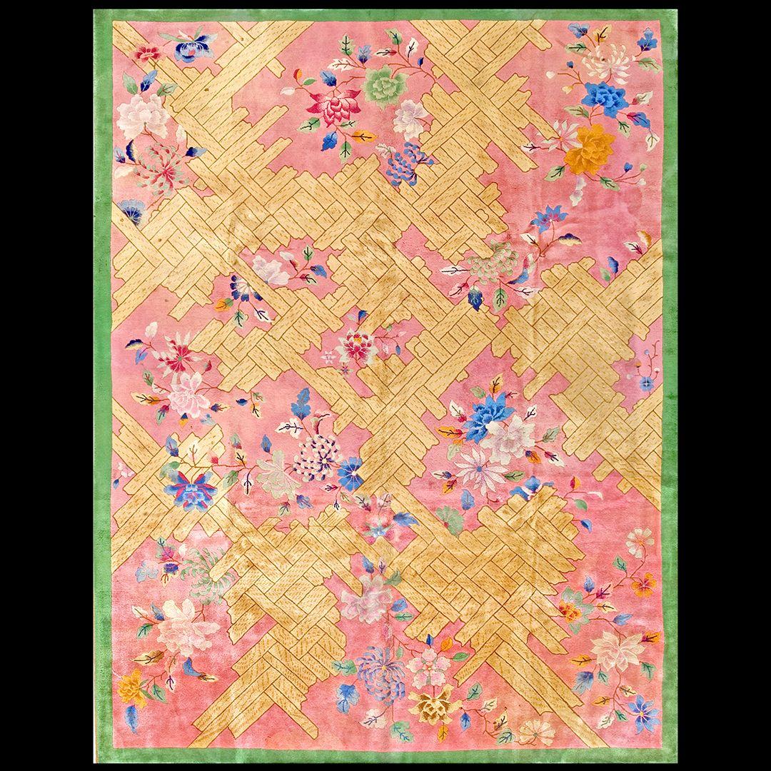 Oriental Deco Carpet