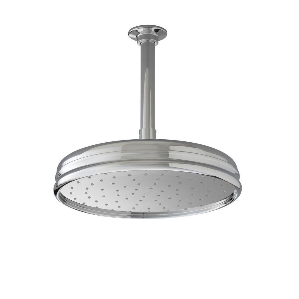Kohler 1 Spray 10 4 In Single Ceiling Mount Fixed Rain Shower