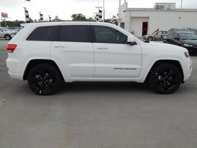 2013 Jeep Grand Cherokee Altitude V8 4x4 As Of April 2013 The