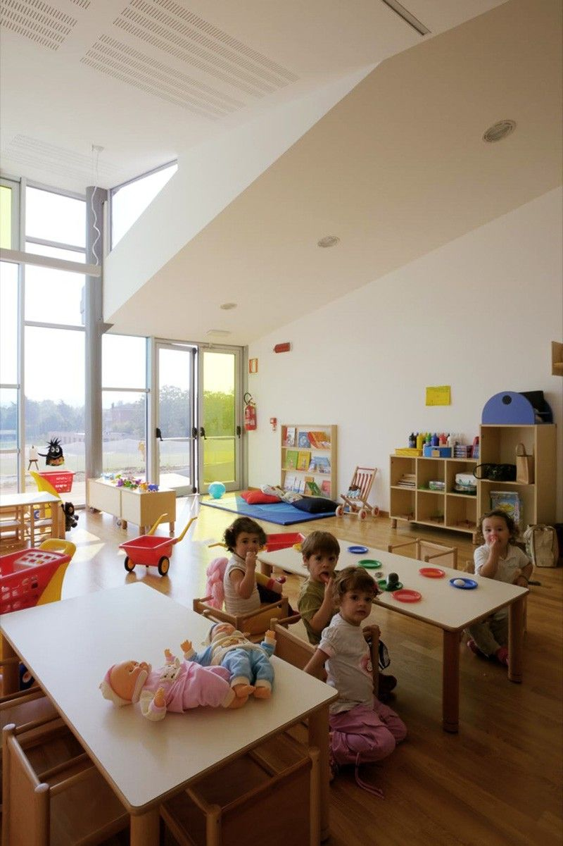 Top 10 Amazing Modern Kindergartens Where Your Children Would Love ...