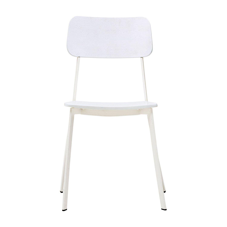 ace stol, vit i gruppen möbler / stolar & pallar / stolar hos rum21