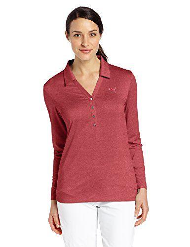 TOPSELLER! Puma Golf NA Women's Long Sleeve Polo $30.72
