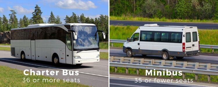 Sports Team Bus Rental Services Bus Charter Nationwide Usa