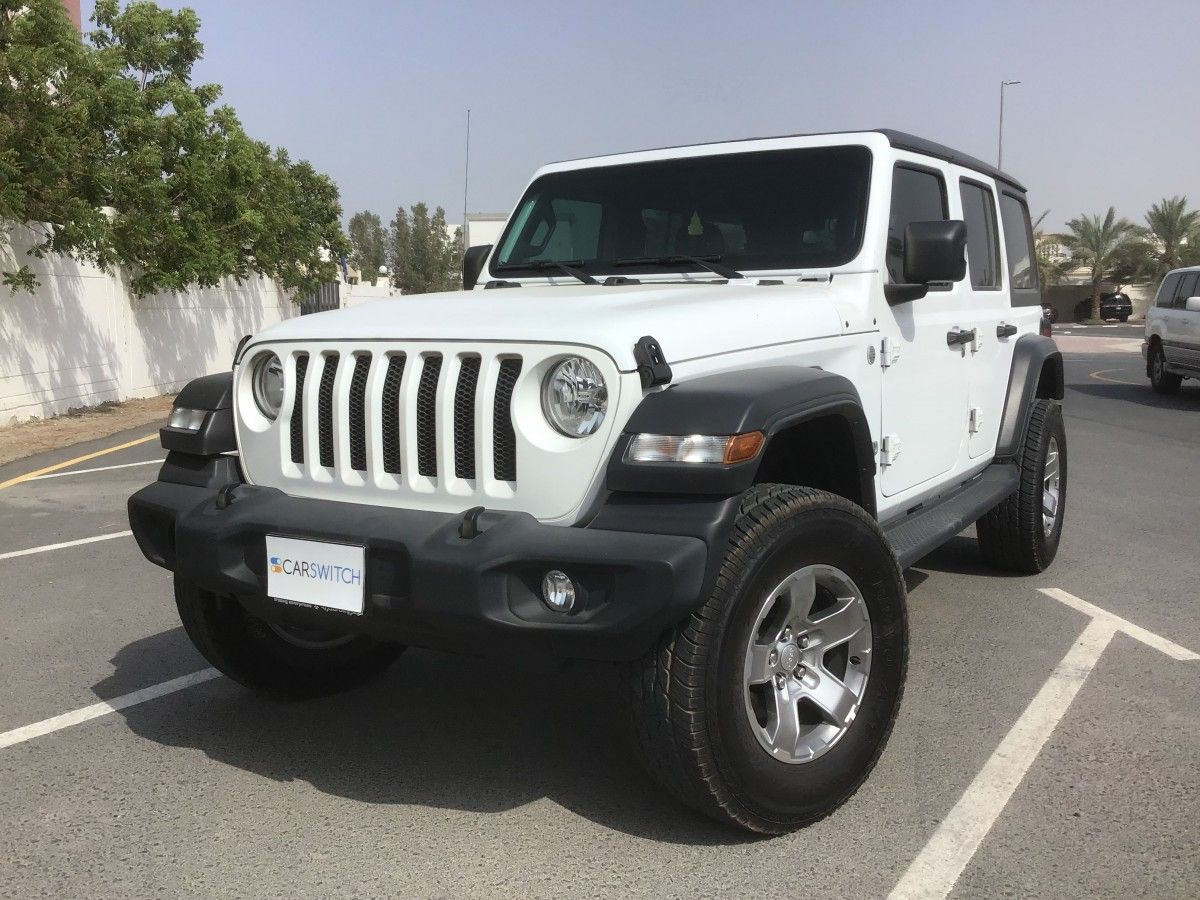 Used Jeep Wrangler Best Of Used Jeep Cars In Dubai di 2020