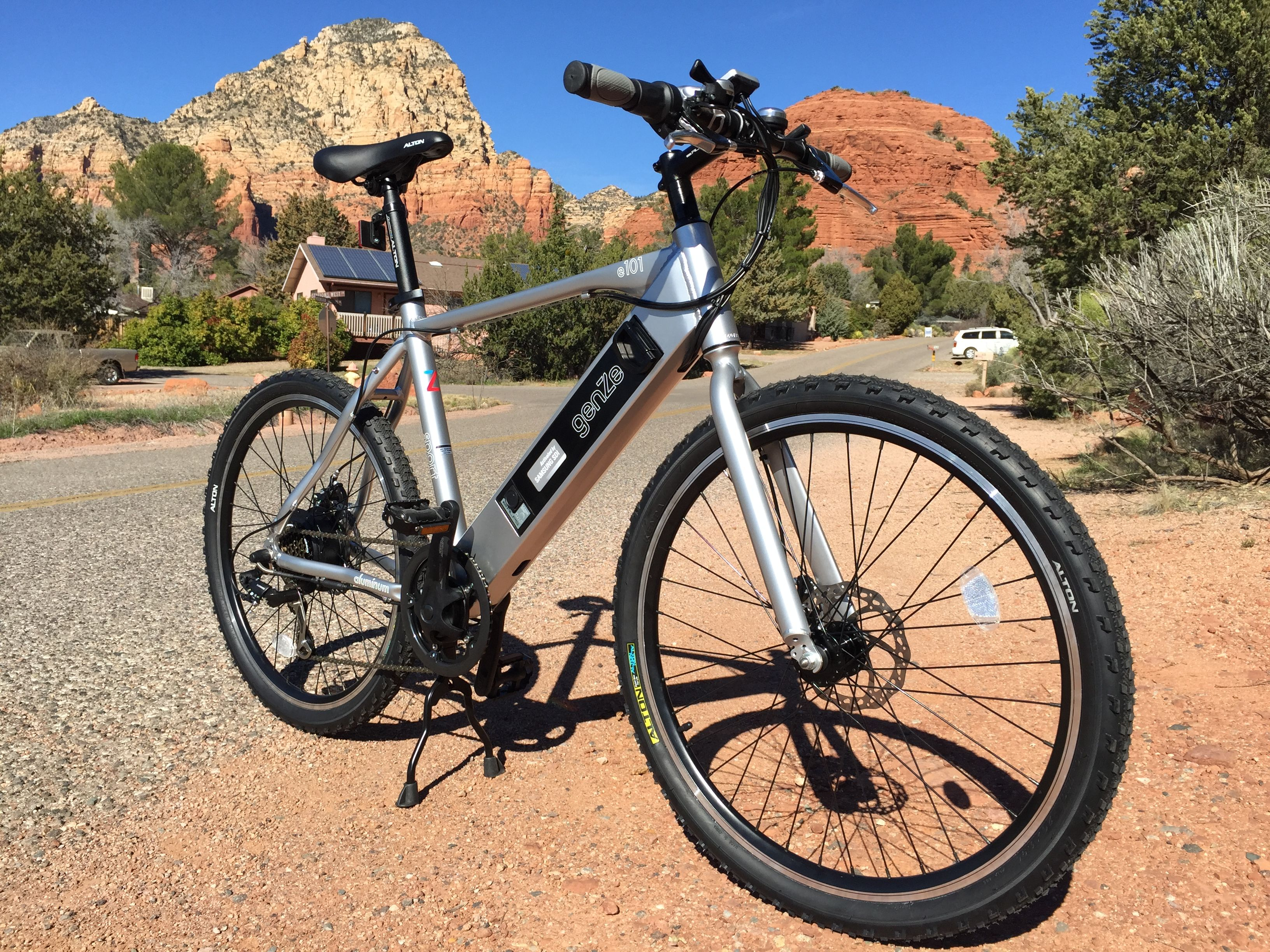 The Genze Sport E101 Electric Bike Is Next Up For Testing And