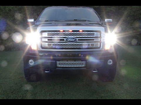 Custom Ford F150 Led Lights F150leds Com 09 14 Cree Led Headlight