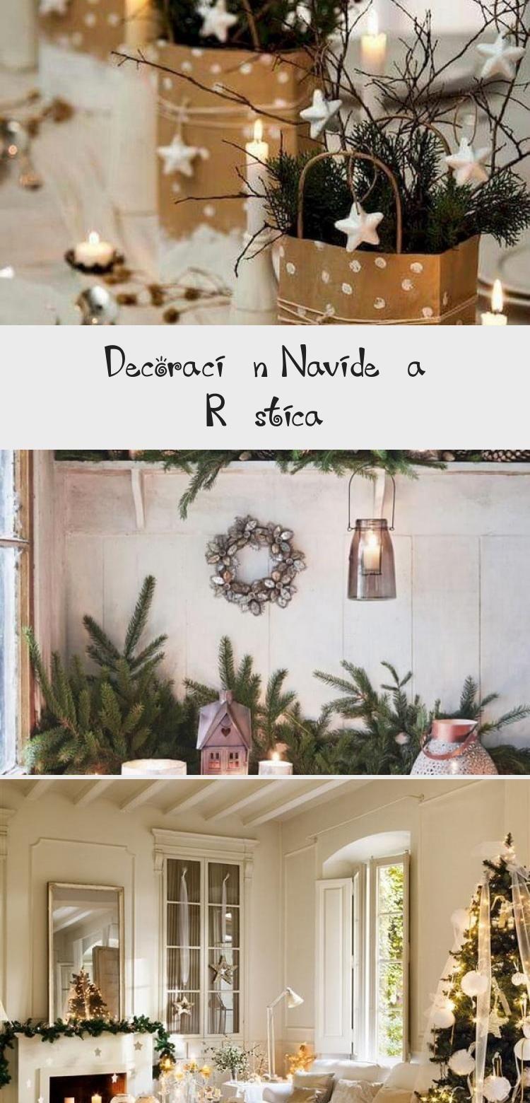 Photo of Detalles navideños con estilo rústico. Detalles para la mesa de N