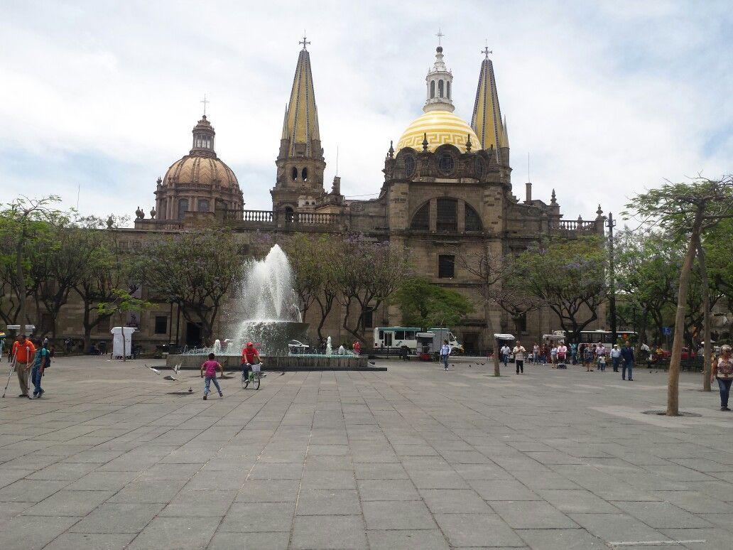 Catedral de Guadalajara, Jalisco. México