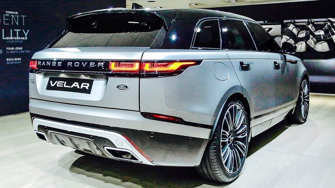 [Best SUV] 2019 Range Velar Full Review World Car
