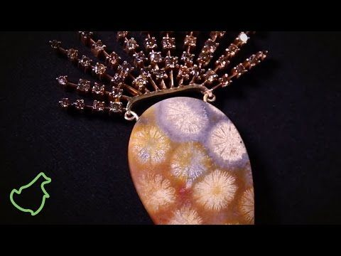 The Museum of Indonesian Gemstones and Jewels by Irwan - YouTube