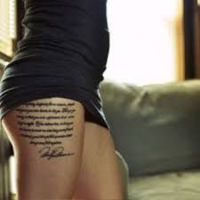 "I want one like this that says ""I am not ruined, I am I tiger who earned her stripes!"" To cover some stretch marks"