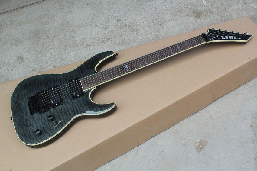 2015 neue + Fabrik + LTD MH-1000 deluxe elektrische gitarre ESP ltd ...
