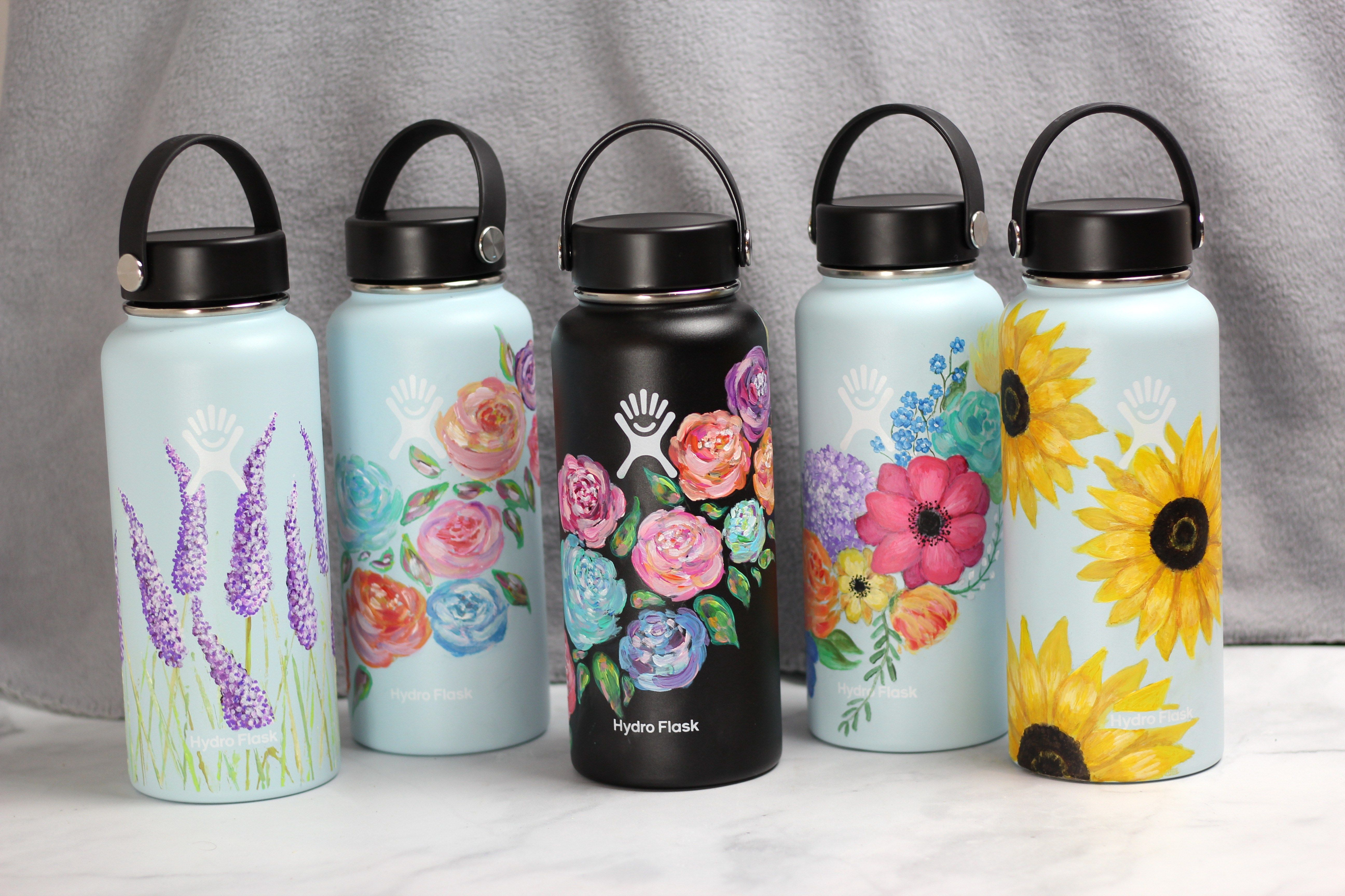 Ultimate Guide How to Paint Your Hydro Flask with 5 easy