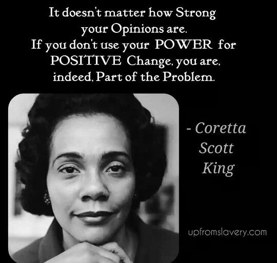 Coretta Scott King Black History Pinterest Quotes Words And Simple Coretta Scott King Quotes