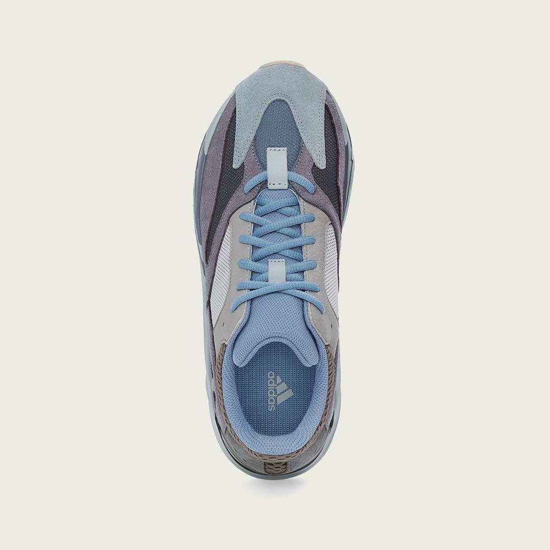 """Kommt der adidas Yeezy Boost 700 """"Carbon Blue"""" noch dieses ..."""