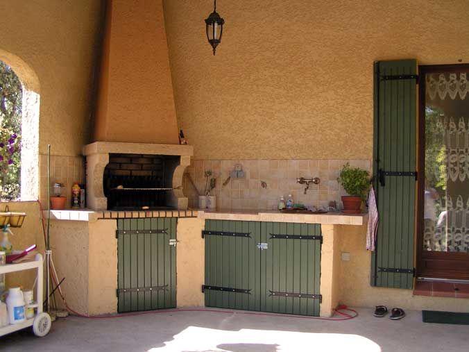 cuisine d\u0027été CUISINE EXTERIEUR Pinterest Summer kitchen and - Cuisine D Ete Exterieure