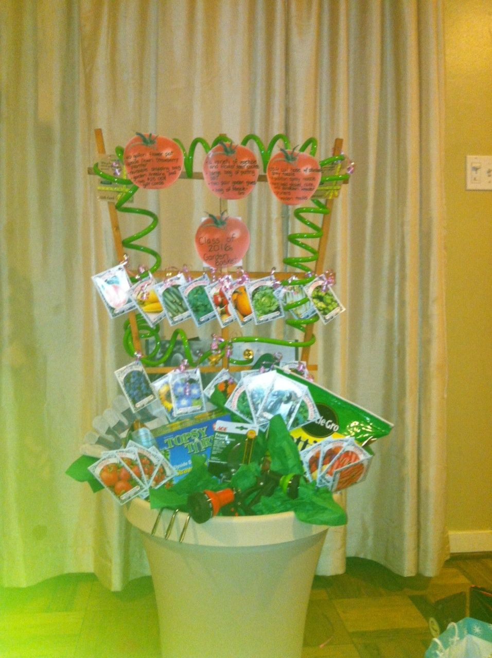 Class auction basket idea   School Auction Ideas   Pinterest ...