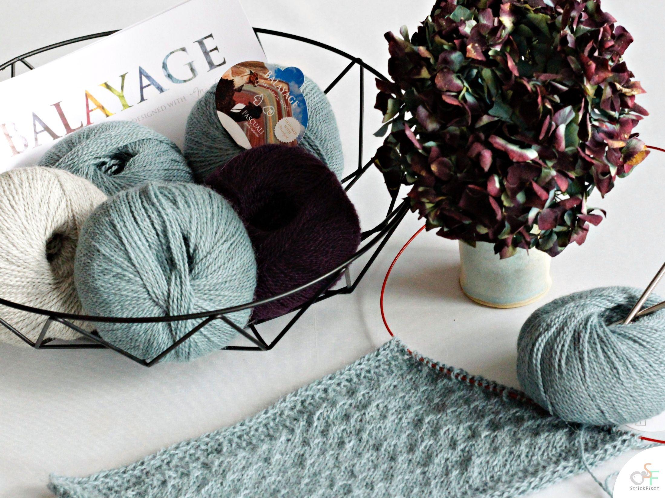 Photo of January needles 01/2020 | StrickFisch knitting blog