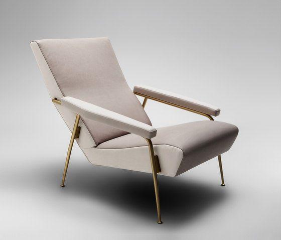 Armchair de molteni c sillones lounge hc en for Sillones para apartamentos pequenos