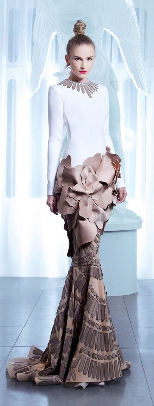 Nicolas Jebran Spring Summer 2015 Collection