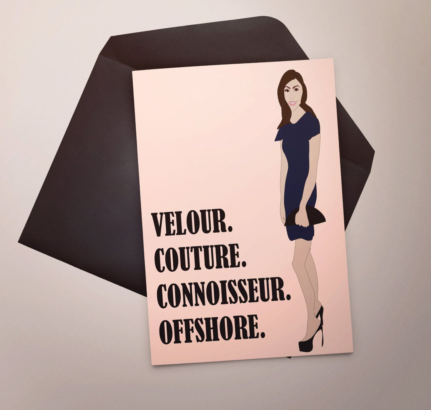 Velour couture connoisseur offshore heather dubrow rhoc real heather dubrow rhoc real housewives of orange county custom card birthday card by greetingsfromyourcat on etsy bookmarktalkfo Choice Image