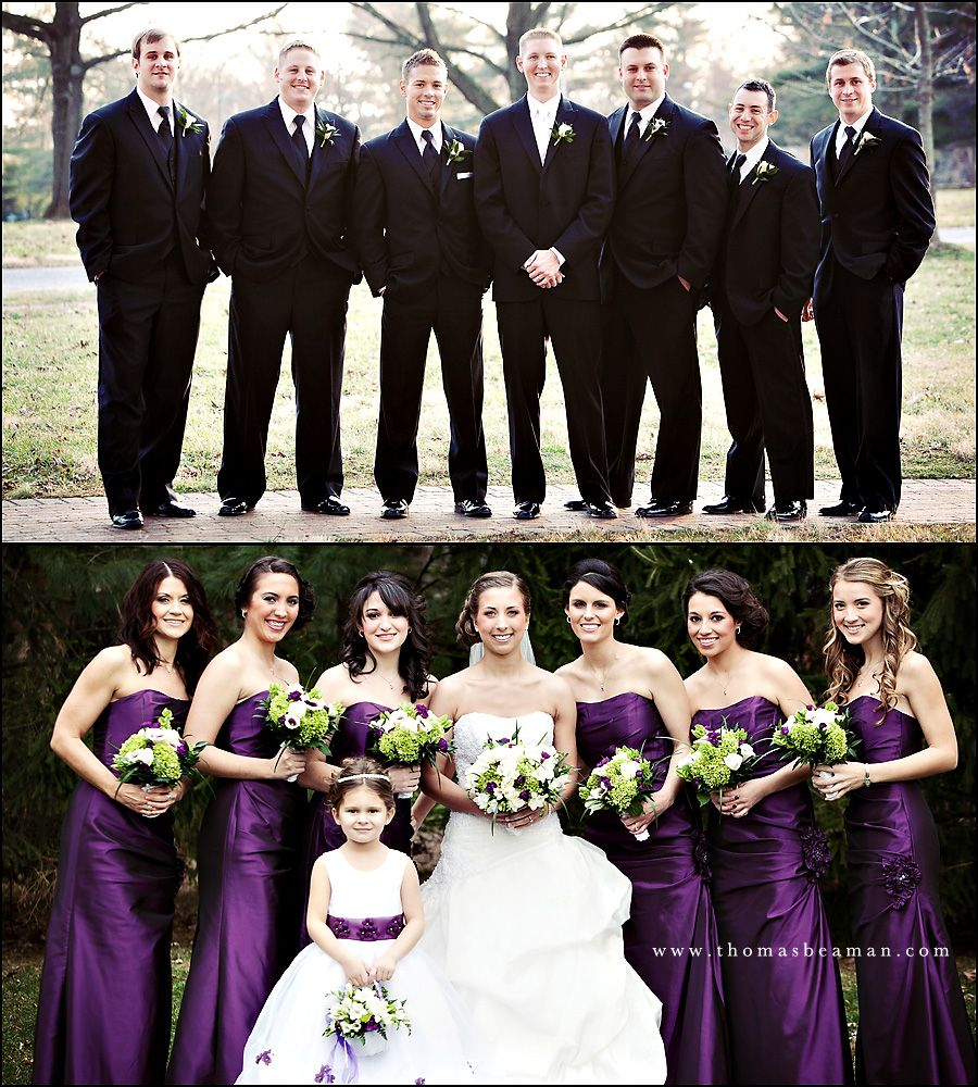 Great Picture Seperate Flower Grls Dress Blends In To Brides