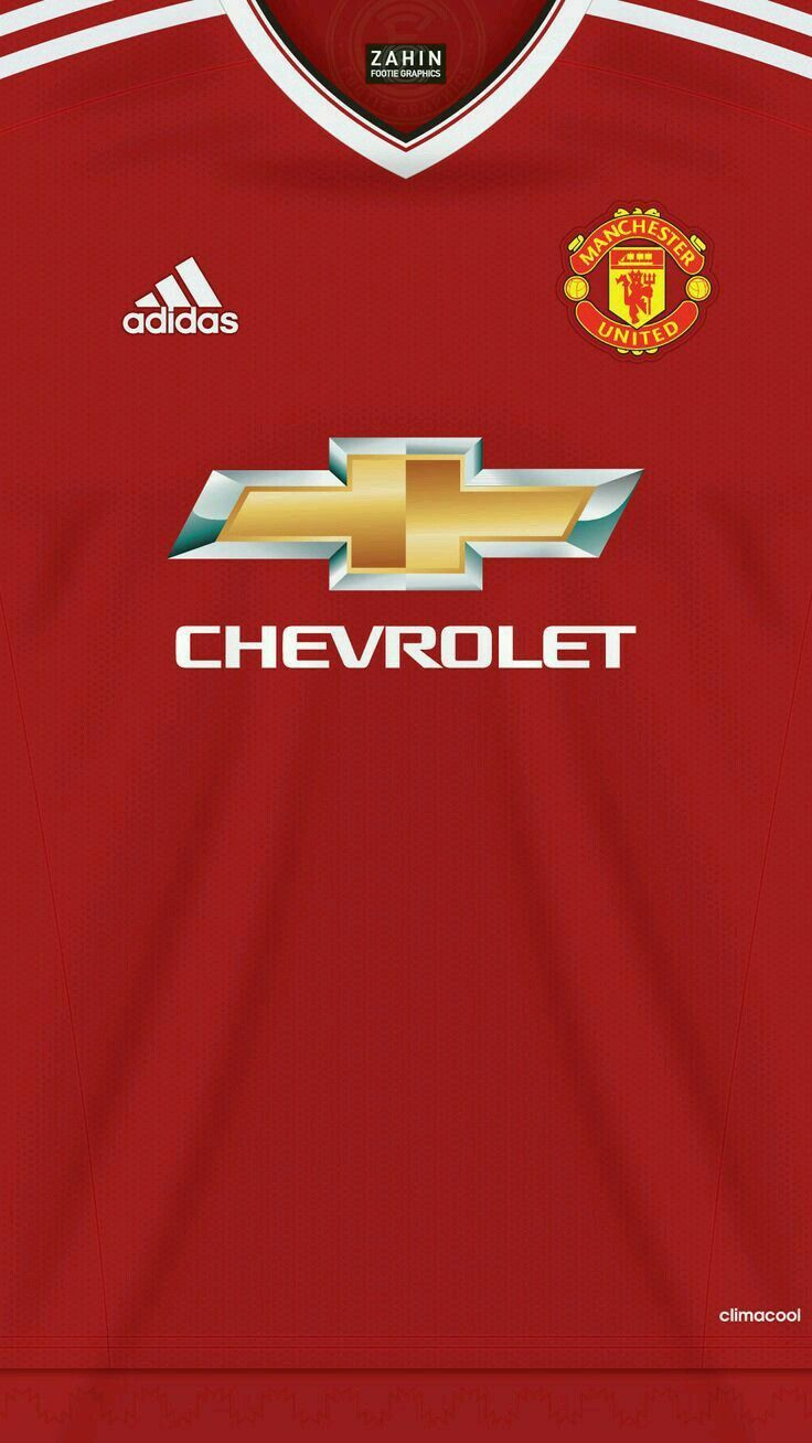 7bee4b78f Manchester United 15-16 home