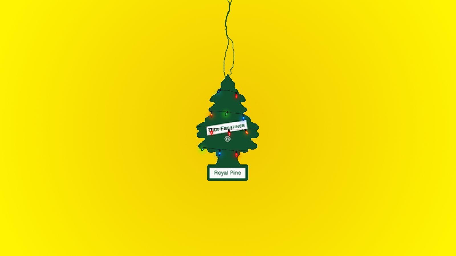 Christmas Tree Air Freshener Air Freshener Christmas Tree Wallpaper