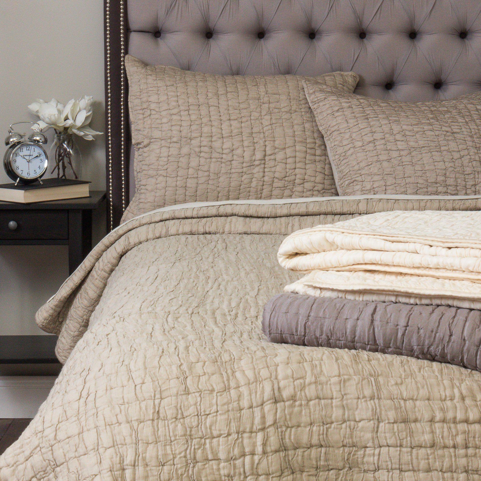 Hayden Cotton Quilt Most comfortable sheets, Online