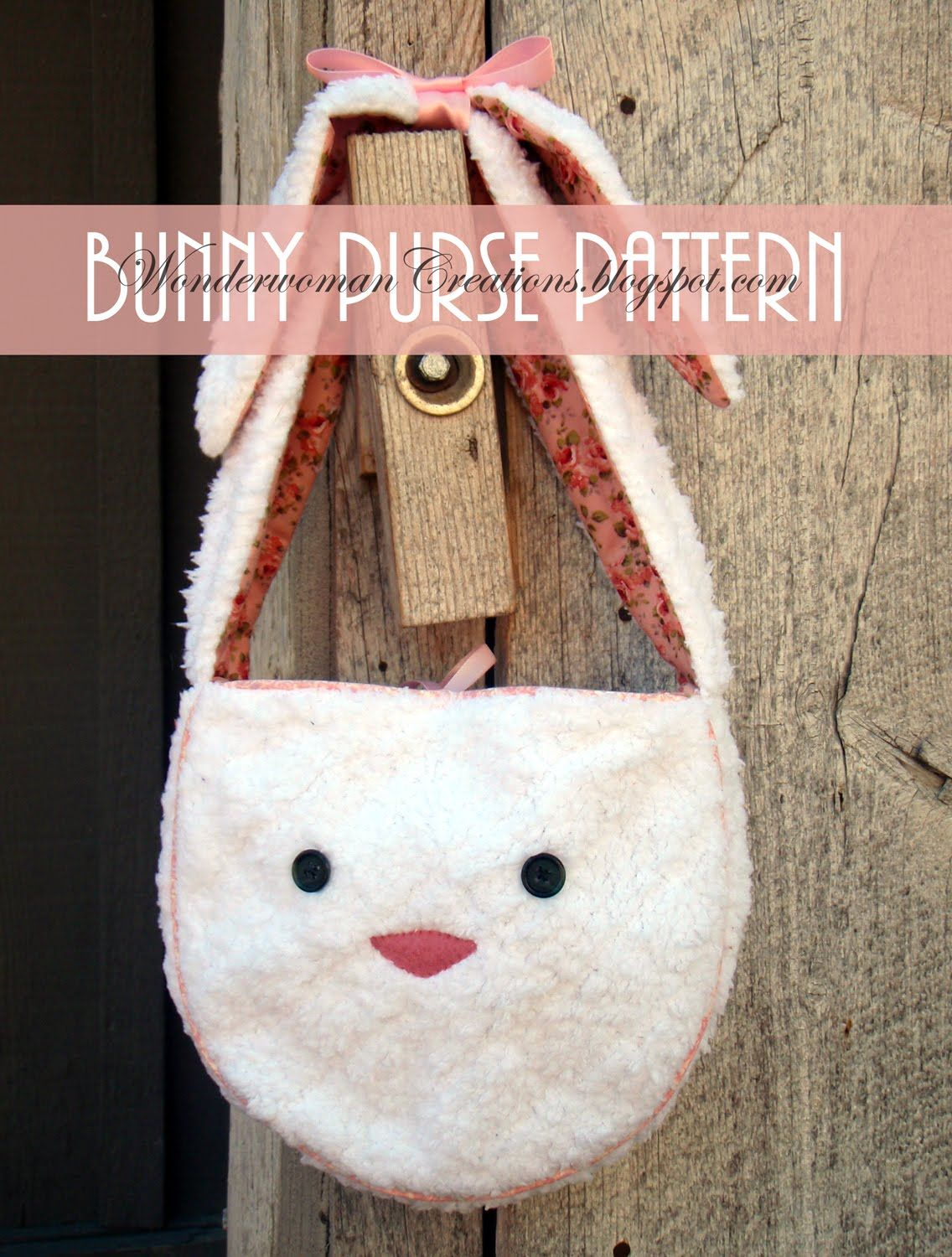 Floppy ears easter bunny purse free sewing pattern easter floppy ears easter bunny purse free sewing pattern jeuxipadfo Image collections