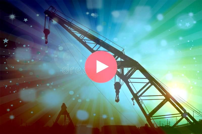 Silhouette over blue sky and lens flair Crane Silhouette over blue sky and lens flair  Beautiful Poster Designs   From up North On Location Business Portraits Image of en...