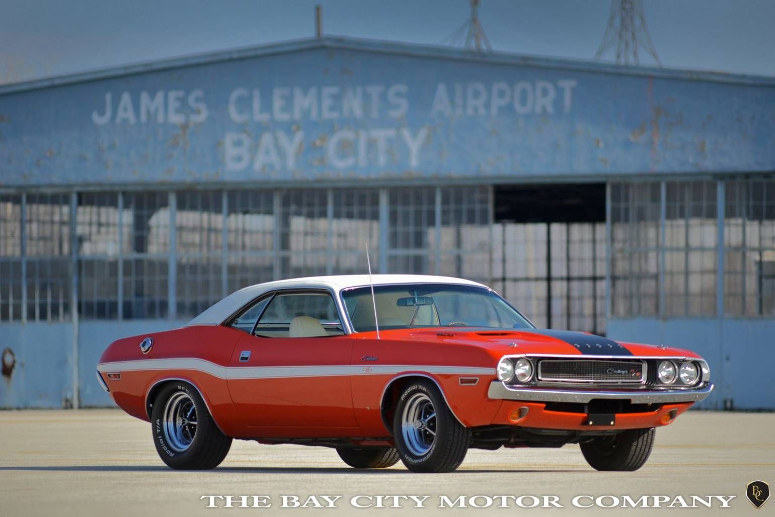 Dodge Challenger R/T 440 Six Pack Coupe 1970.