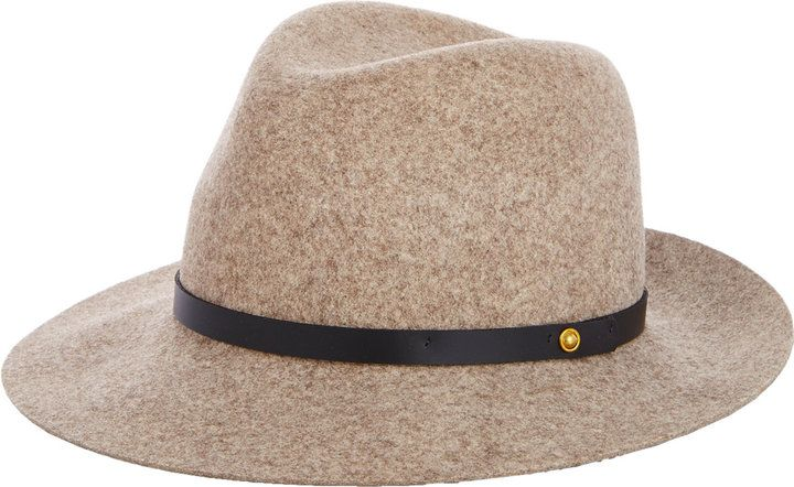 6f5c15cde15663 Rag and Bone Floppy-Brim Fedora on shopstyle.com | Fall Head Dress ...